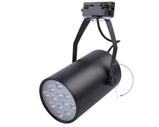 đèn rọi ray 12w